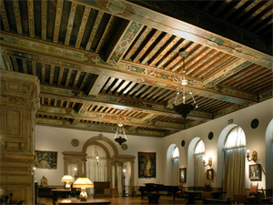 Image of Music Room Ceiling