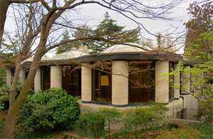 Image of Pre-Columian Collection Pavilion
