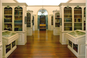 Image of Rare Book Room and Foyer