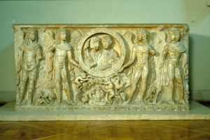 Image of Seasons Sarcophagus