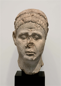 Image of Life-size Head of a Nomarch or Priest