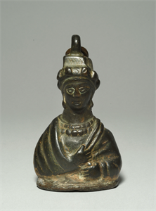 Image of Weight in the Form of a Bust of a Byzantine Empress