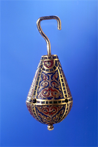 Image of Pear-Shaped Pendant
