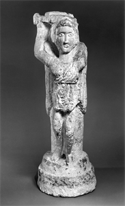 Image of Standing Figure of Nike