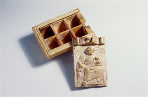 Image of Medicine Box with Hygieia