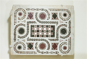 "Image of ""Cosmati"" Floor Panel"