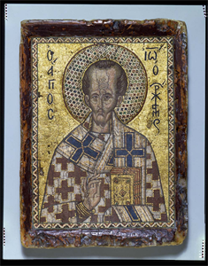 Image of Icon of St. John Chrysostom