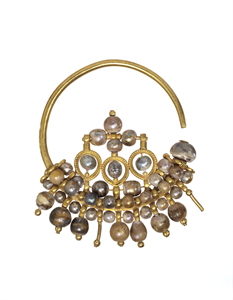 Image of Crescent Earring