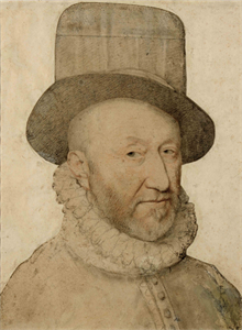 Image of Portrait of the Maréchal de Montluc
