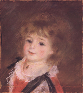 Image of Head of a Child
