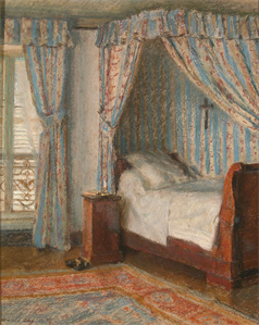 Image of The Blue Bed