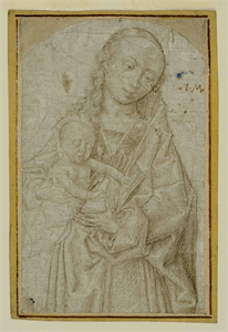Image of Virgin and Child