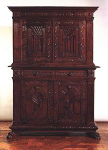 Image of Double Cabinet