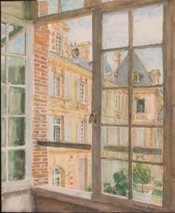 Image of The Open Window, Le Bréau