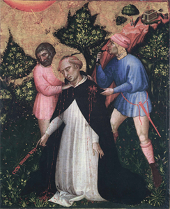 Image of Death of St. Peter Martyr