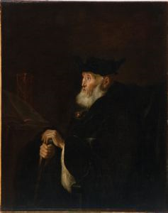 Image of Portrait of an Old Man