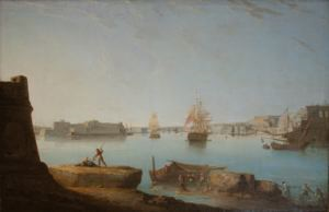 Image of Grand Harbor, Valletta, Malta