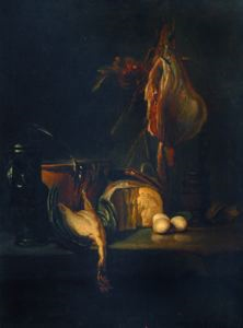 Image of Still Life with a Ray