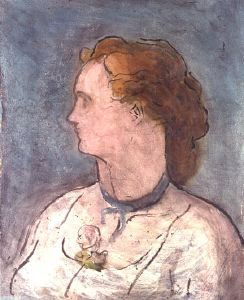 Image of Bust of a Woman