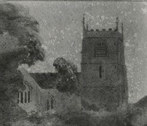 Image of An Old English Church