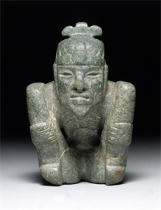Image of Seated Figure
