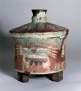 Image of Jar with Lid