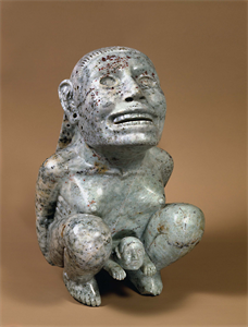 Image of Birthing Figure