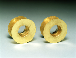 Image of Pair of Ear Spools
