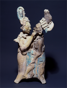 Image of Figurine of Embracing Couple