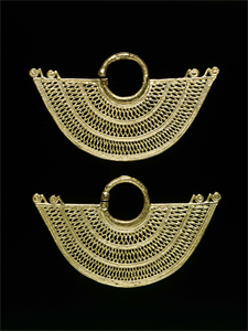 Image of Pair of Earrings