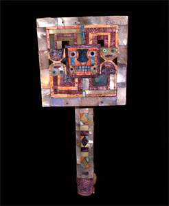 Image of Mosaic Mirror