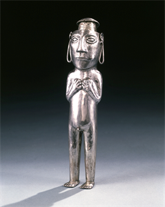 Image of Standing Male Figurine