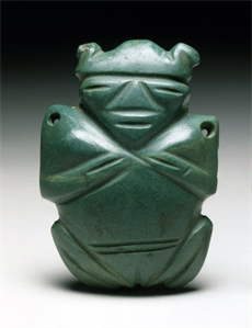 Image of Anthropomorphic Pendant