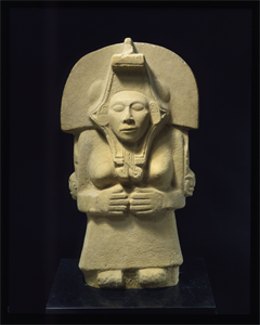 Image of Female Deity