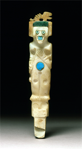Image of Inlaid Figure