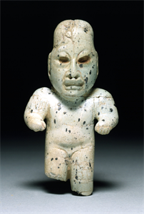 Image of Standing Figurine