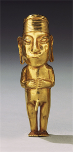 Image of Male Figurine