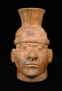 Image of Portrait Vessel