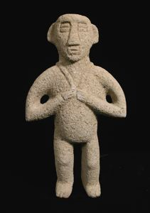 Image of Standing Figure