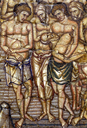 Additional Image Detail, lower right: Martyrs