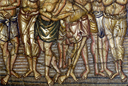 Additional Image Detail, legs of Martyrs