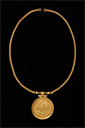 Additional Image Medallion and chain