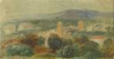 Image of Landscape, St. Paul de Vence