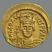 Cover image for Online Catalogue of Byzantine Coins